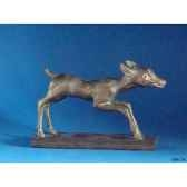 figurine art mouseion greek deer gre04 3dmouseion