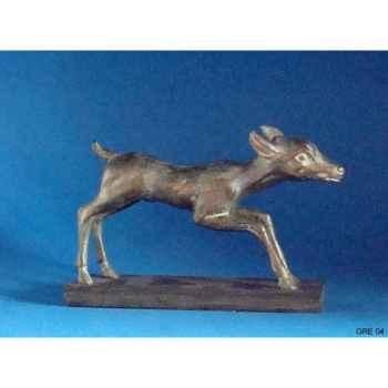 Figurine art mouseion greek deer  gre04 3dMouseion