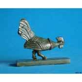 figurine art mouseion greek rooster gre06 3dmouseion