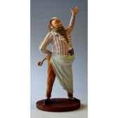 figurine art mouseion daumier restaurateur hd04 3dmouseion