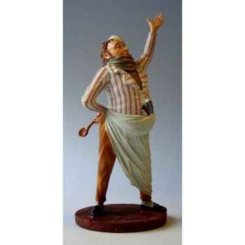 Figurine art mouseion daumier restaurateur  hd04 3dMouseion