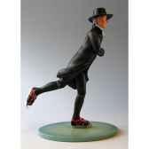 figurine art mouseion raeburn reverend skating hr01 3dmouseion