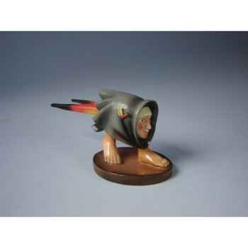 Figurine art mouseion jeroen bosch kopvoeter  jb04 3dMouseion