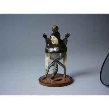 Figurine art mouseion jeroen bosch koorduivel  jb08 3dMouseion
