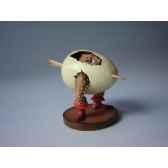 figurine art mouseion jeroen bosch ei monster jb10 3dmouseion