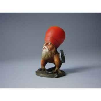 Figurine art mouseion jeroen bosch gedrocht met baard  jb17 3dMouseion