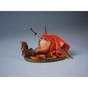 Figurine art mouseion jeroen bosch dikbuik met dolk  jb19 3dMouseion