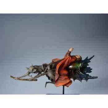 Figurine art mouseion jeroen bosch h.antonius op kikker  jb20 3dMouseion