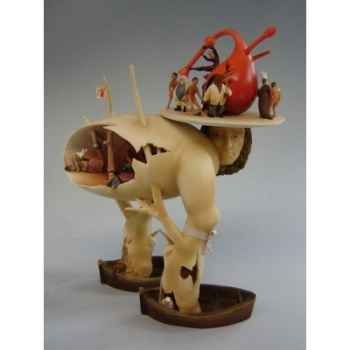 Figurine art mouseion jeroen bosch tree man large  jb21 3dMouseion