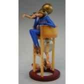 figurine art mouseion jeroen bosch duiveop stoelarge jb24 3dmouseion