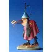 figurine art mouseion jeroen bosch vogelbrief middejb25 3dmouseion