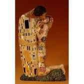 figurine art mouseion klimt der kuss kl21 3dmouseion