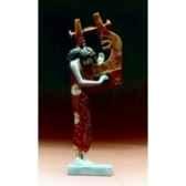 figurine art mouseion klimt die poesie kl27 3dmouseion