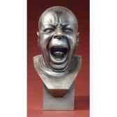 figurine art mouseion messerschmidt the yawner me01 3dmouseion
