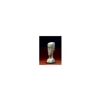 Figurine art mouseion modigliani tête d'une femme mo02 3dMouseion