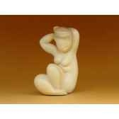 figurine art mouseion modigliani kariatide mo05 3dmouseion