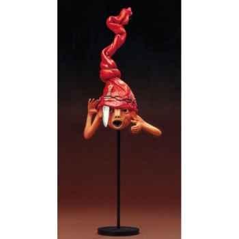 Figurine art mouseion pieter breughel mons ter met mes pb02 3dMouseion