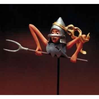 Figurine art mouseion pieter breugel poortwachter pb03 3dMouseion