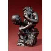 figurine art mouseion rheinhold philosophicamonkey rhe01 3dmouseion