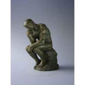 Figurine art mouseion auguste rodin le penseur  ro01 3dMouseion