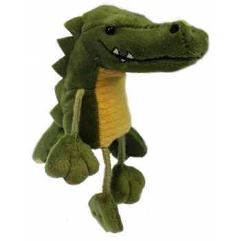 Marionnette à doigts crocodile -PC020204 The Puppet Company