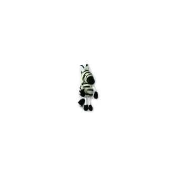 Marionnette à doigts zèbre -PC020206 The Puppet Company