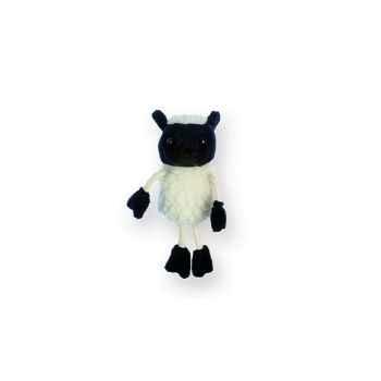 Marionnette à doigts mouton blanc -PC020216 The Puppet Company