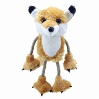Marionnette à doigts renard -PC020233 The Puppet Company