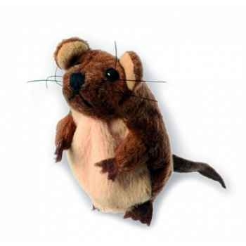 Marionnette à doigts souris marron -PC020235 The Puppet Company