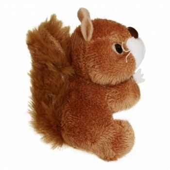 Marionnette à doigts écureuil rouge -PC020231 The Puppet Company