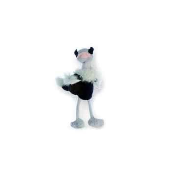 Marionnette à doigts autruche -PC020303 The Puppet Company