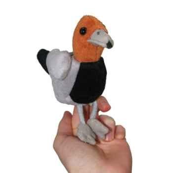 Marionnette à doigts pochard -PC002148 The Puppet Company