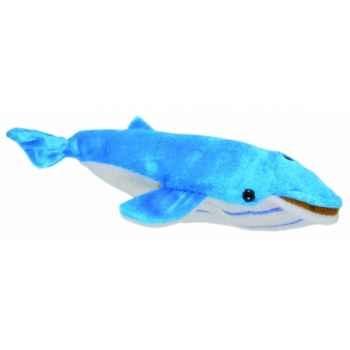 Marionnette à doigts baleine bleue -PC002110 The Puppet Company