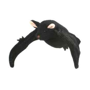 Marionnette à doigts chauve-souris noir -PC002143 The Puppet Company