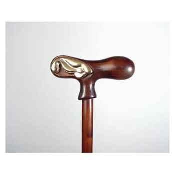 Canne bois - Bronze Climenestra -MI05