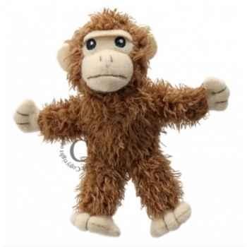 Marionnette à doigts singe -PC002134 The Puppet Company