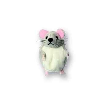 Marionnette à doigts souris grise -PC002027 The Puppet Company