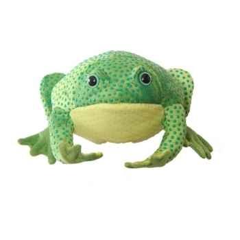 Marionnette à doigts grenouille -PC002127 The Puppet Company