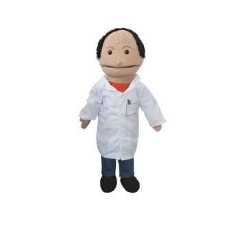 Marionnette gant dentiste docteur vétérinaire -PC004702 The Puppet Company