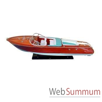 Azimute-Runabout Italien - Aqua Spécial 90 cm -MAR01