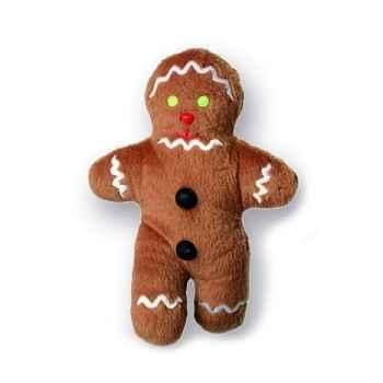 Marionnette à doigts bonhomme pain d\'épice -PC003044 The Puppet Company