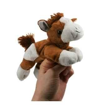 Marionnette à doigts cheval -PC002308 The Puppet Company