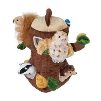 Marionnette arbre maison -PC004505 The Puppet Company