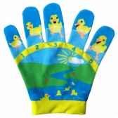 marionnette gant 5 petits canards pc003061 the puppet company