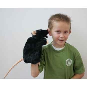 Marionnette rat noir -PC004020 The Puppet Company