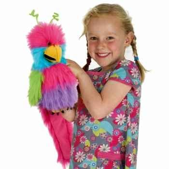 Marionnette bébé oiseau de paradis -PC004201 The Puppet Company