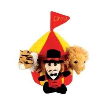 Marionnette tente de cirque -PC004501 The Puppet Company