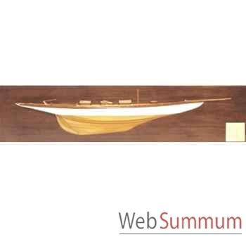 Azimute-demie coque-Voilier-GDCV-03-100cm