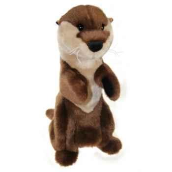 Marionnette peluche loutre  -PC006040 The Puppet Company