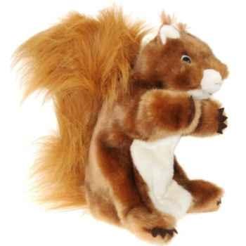 Marionnette peluche écureuil rouge  -PC006047 The Puppet Company